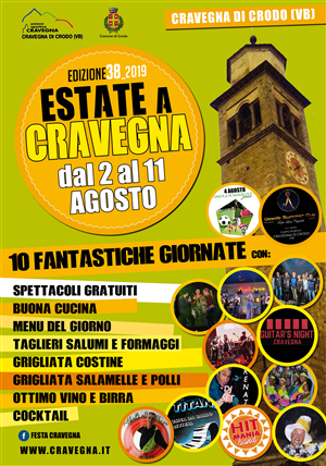 38a Estate a Cravegna